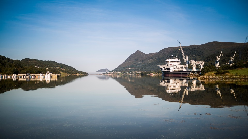 Gursken, Sande, Kleven, sunnmøre, Norge, Norway