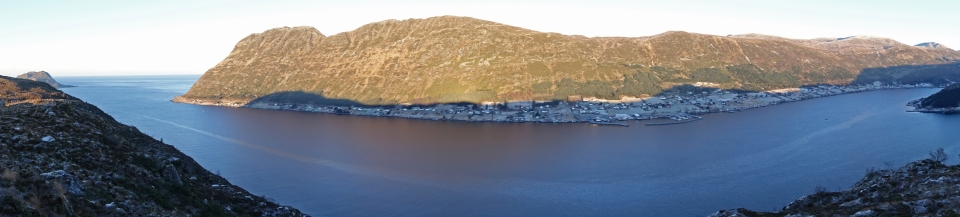 Haugsbygda panorama